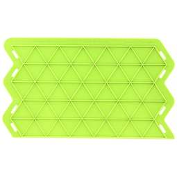 View the Simply Triangles Onlay silicone sugarcraft icing mould online at Cake Stuff