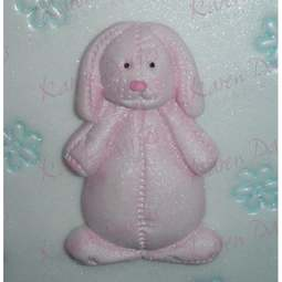 View the 7cm Bunny Rabbit silicone icing sugarcraft mould online at Cake Stuff