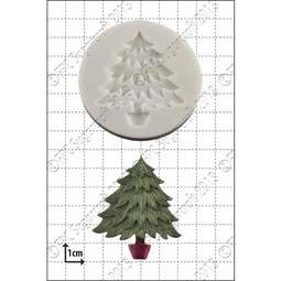 View the Xmas Tree silicone icing mould online at Cake Stuff