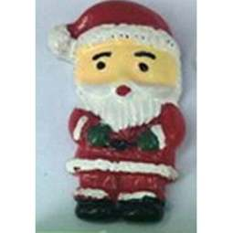 View the 5 Santa Claus Christmas silicone sugarcraft mould online at Cake Stuff