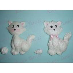 View the CAT / Kitten silicone icing mould online at Cake Stuff