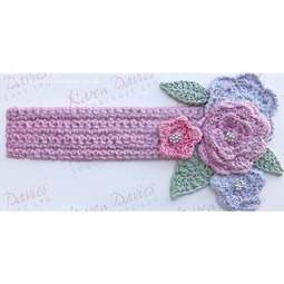 View the CROCHET BORDER silicone icing sugarcraft mould online at Cake Stuff