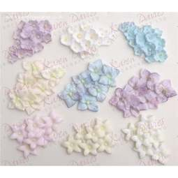 View the FILLER FLOWERS silicone icing mould online at Cake Stuff