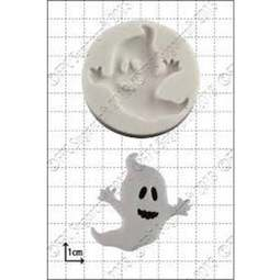 View the Funny Ghost silicone icing mould online at Cake Stuff