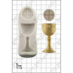 View the Chalice & Host silicone icing mould set online at Cake Stuff