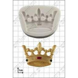 View the Crown silicone icing mould set online at Cake Stuff