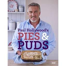 View the Paul Hollywood's PIES & PUDS - hardback book online at Cake Stuff