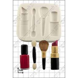 View the Make Up silicone icing mould online at Cake Stuff