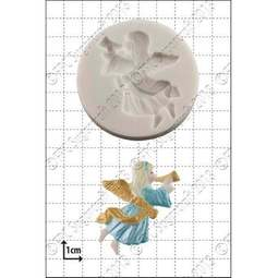 View the Xmas Angel silicone icing mould online at Cake Stuff