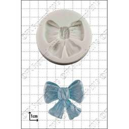 View the Tied Bow silicone icing mould online at Cake Stuff