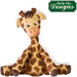 View the Sugar Buttons GIRAFFE silicone mould online at Cake Stuff