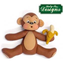 View the Sugar Buttons MONKEY silicone mould online at Cake Stuff
