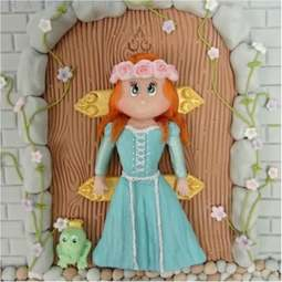 View the Princess by Alice silicone icing sugarcraft mould online at Cake Stuff