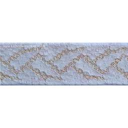 View the Christmas Lace Border silicone icing sugarcraft mould online at Cake Stuff