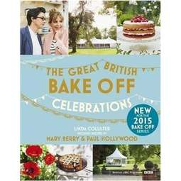 View the Great British Bake Off - CELEBRATIONS - Linda Collister online at Cake Stuff