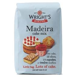 View the 500g Madeira Cake mix online at Cake Stuff