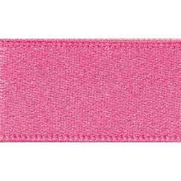 View the HOT PINK 15mm x 20m double face satin cake ribbon online at Cake Stuff