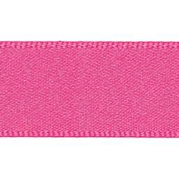 View the SUGAR PINK 15mm x 20m double face satin cake ribbon online at Cake Stuff