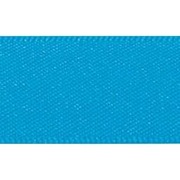 View the PEACOCK Blue 15mm x 20m double face satin cake ribbon online at Cake Stuff