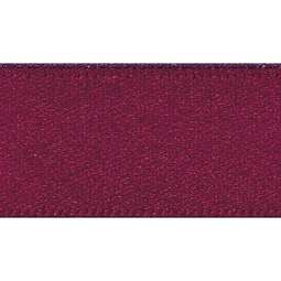 View the BURGUNDY 15mm x 20m double face satin cake ribbon online at Cake Stuff