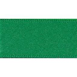 View the BOTTLE GREEN 15mm x 20m double face satin cake ribbon online at Cake Stuff