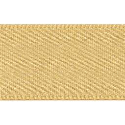 View the HONEY GOLD 15mm x 20m double face satin cake ribbon online at Cake Stuff