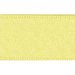 View the LEMON 15mm x 20m double face satin cake ribbon online at Cake Stuff