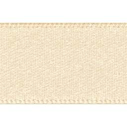 View the CREAM 15mm x 20m double face satin cake ribbon online at Cake Stuff