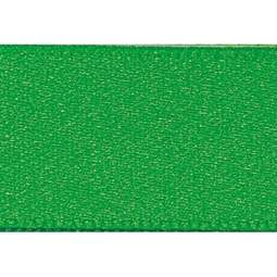 View the EMERALD 15mm x 20m double face satin cake ribbon online at Cake Stuff