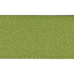 View the MOSS Green 15mm x 20m double face satin cake ribbon online at Cake Stuff