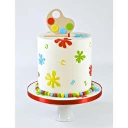 View the SPLAT 2 pc splash icing & gumpaste cutter set online at Cake Stuff