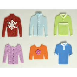 View the JUMPER / Sports Shirt icing & gumpaste cutter online at Cake Stuff