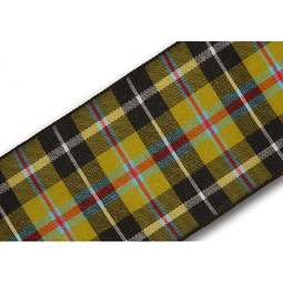 View the Cornish National 38mm tartan plaid ribbon x 25m reel online at Cake Stuff