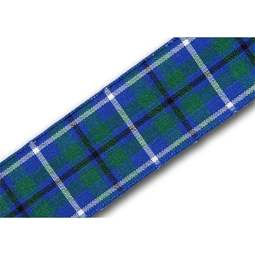 View the Ancient Douglas 25mm Scottish tartan plaid ribbon x 25m reel online at Cake Stuff