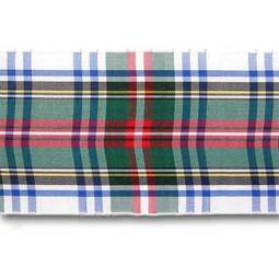 View the Dress Stewart 70mm Scottish tartan plaid ribbon x 25m reel online at Cake Stuff