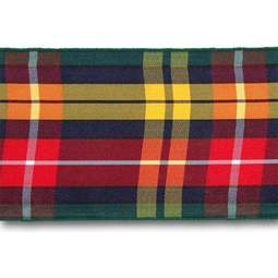 View the Buchanan 70mm Scottish tartan plaid ribbon x 25m reel online at Cake Stuff