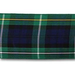 View the Campbell 70mm Scottish tartan plaid ribbon x 25m reel online at Cake Stuff