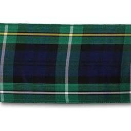 View the Campbell 70mm Scottish tartan plaid ribbon x 25m reel online at Cake Stuff