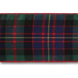 View the Cameron of Erracht 75mm Scottish tartan plaid ribbon x 20m reel online at Cake Stuff