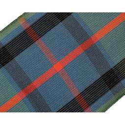View the Flower of Scotland 70mm Scottish tartan plaid ribbon x 25m reel online at Cake Stuff