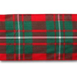 View the MacGregor 70mm Scottish tartan plaid ribbon x 25m reel online at Cake Stuff
