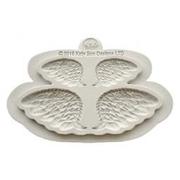 View the WINGS silicone icing sugarcraft mould online at Cake Stuff