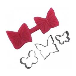 View the Elegant Butterfly 4 pc multi cutter & mould set online at Cake Stuff