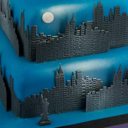 View the NEW YORK SKYLINE icing sugarcraft cutter set online at Cake Stuff
