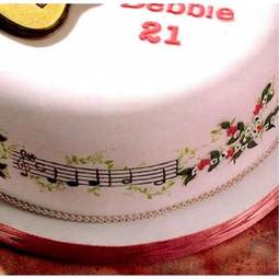 View the MUSIC STAVE & CLEF icing sugarcraft cutter set online at Cake Stuff