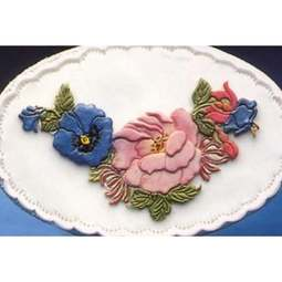 View the SUMMER icing flower spray sugarcraft cutter online at Cake Stuff