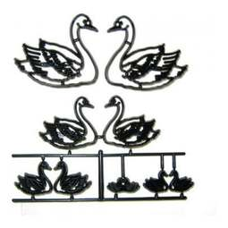 View the SWAN SET icing sugarcraft cutters online at Cake Stuff