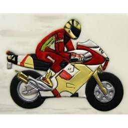 View the MOTORBIKE icing sugarcraft cutter online at Cake Stuff