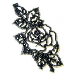 View the TEA ROSE icing sugarcraft cutter online at Cake Stuff