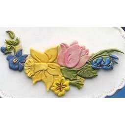 View the SPRING icing flower spray sugarcraft cutter online at Cake Stuff